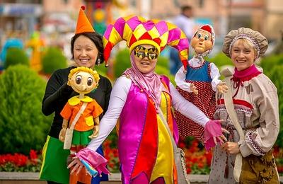 Бурятский театр кукол впервые выступит на Кавказе