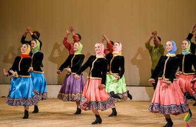 В Москве пройдет чемпионат по народным танцам