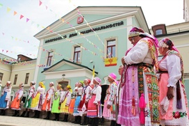 Чувашский Акатуй отпразднуют в Москве