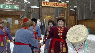 Шорцы готовятся встретить Новый год