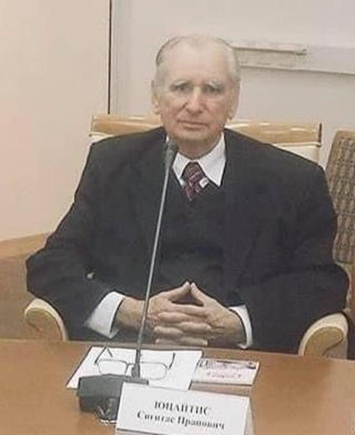 В Москве умер председатель Совета ФНКА литовцев Сигитас Юцайтис