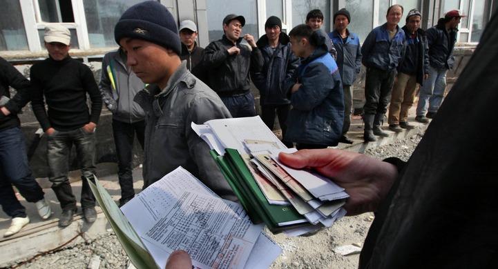 В России приостановлена депортация нарушивших закон мигрантов