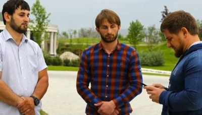 Блогеры увидели в Instagram Кадырова одного из осужденных за убийство болельщика Волкова