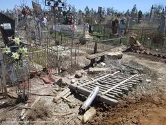 Осквернители езидских могил получили реальные сроки
