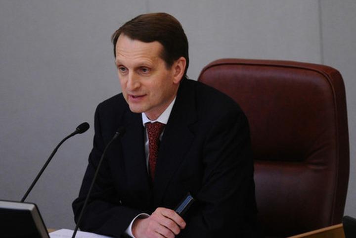 Спикер Госдумы РФ: Мир нужно уберечь от возрождения нацизма и расизма