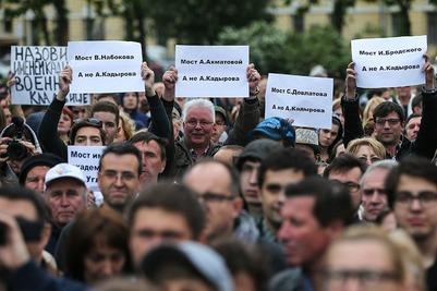 Асламбек Паскачев:  Жители Петербурга должны гордиться мостом имени Кадырова