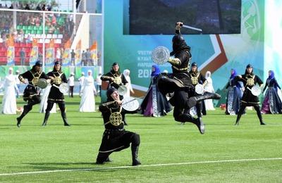 Более 60 млн рублей потратят на фестиваль культуры и спорта народов Кавказа