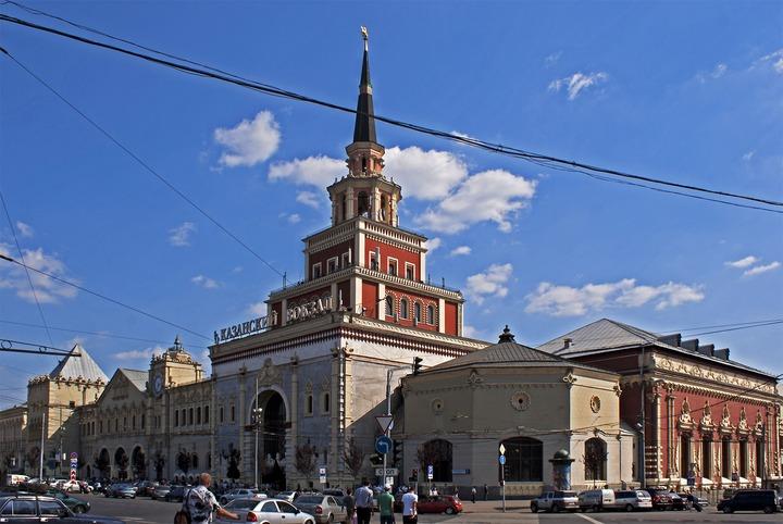 Гостям столицы показали татарскую Москву