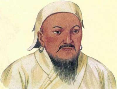 В Забайкалье собираются установить памятник Чингисхану