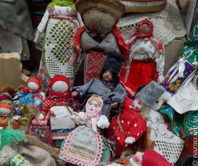 Жителей Саранска научат делать куклу-оберег Столбушку