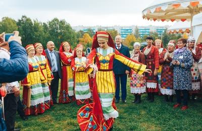 Пельменный фестиваль и розыгрыш муки пройдут на финно-угорском празднике в Татарстане