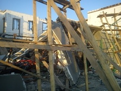 На стройке в Подмосковье погибли четверо молдавских мигрантов