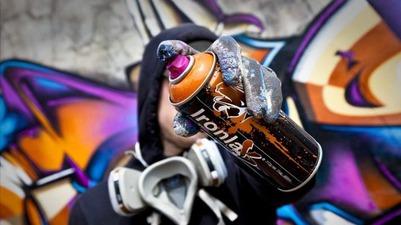В Казани двух татарских националистов задержали за граффити