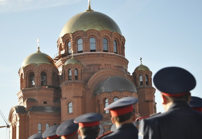 День российского казачества отмечают 1 сентября