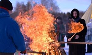 Ненцы Харампура встретили Новый год по северному календарю