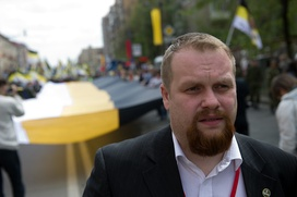 Националиста Демушкина задержали в Москве