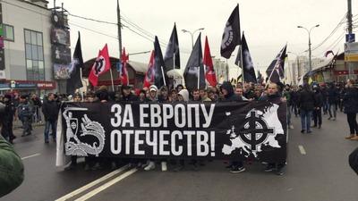 """Ультраправое движение """"Черный блок"""" самораспустилось из-за задержаний"""