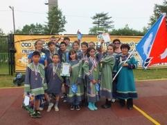 Первенство по национальным видам спорта завершилось в Сахалинской области