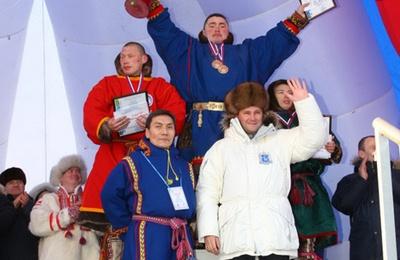 На Ямале прошли гонки оленеводов на кубок губернатора ЯНАО