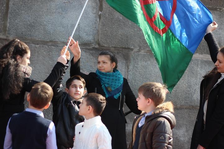 День памяти цыган, погибших в годы Второй мировой войны
