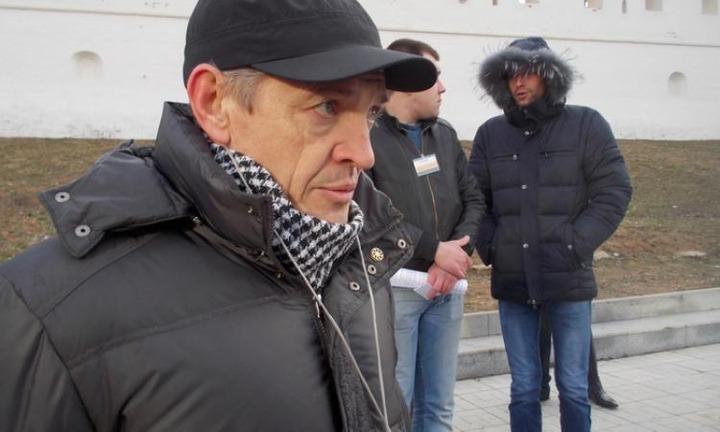 """Лидер """"Русских Астрахани"""" Стенин пожаловался в ЕСПЧ"""