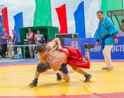 Курес ждет участников фестиваля национального спорта в Хакасии