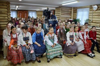 """В Вологде завершился фестиваль юных сказителей """"Доброе слово"""""""