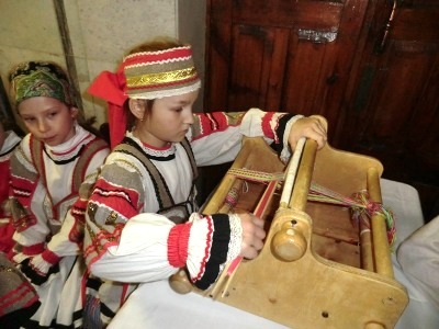 Детский фольклорный фестиваль провели в Калининграде