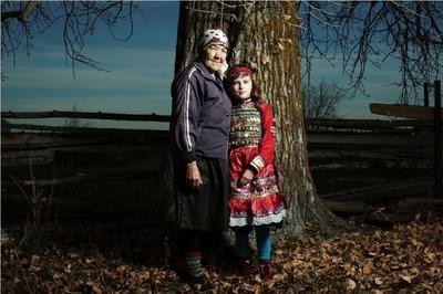 """В Москве откроются выставки """"Мари.Resеаrch"""" и """"Чуваши.Research"""""""