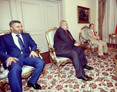 Глава Меджлиса переизбран президентом Всемирного конгресса крымских татар