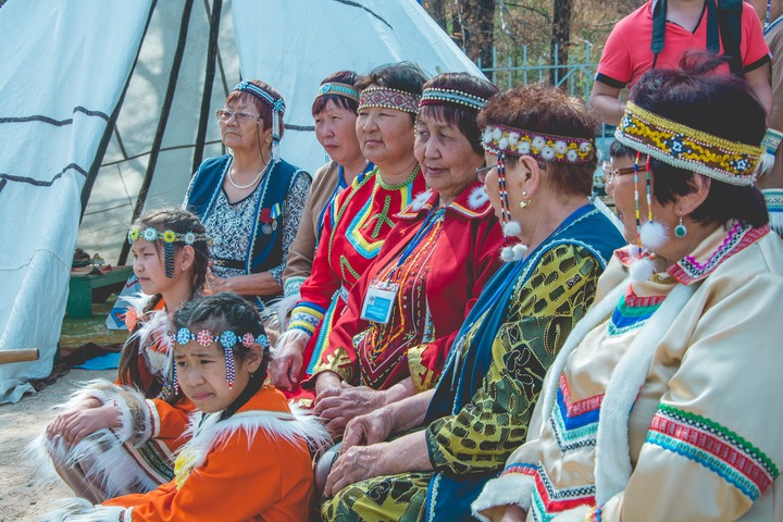 Якутские первоклассники начали учить эвенкийский язык