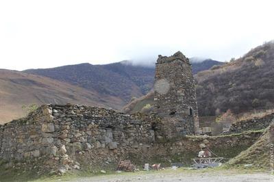 Родовые башни Северной Осетии отдадут в безвозмездное пользование наследникам