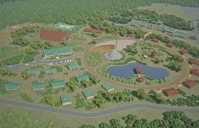 В Коми предприниматель украл 10 млн рублей при строительстве финно-угорского этнопарка