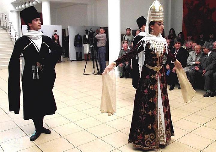 День черкесского костюма отпразднуют в Кабардино-Балкарии и Адыгее