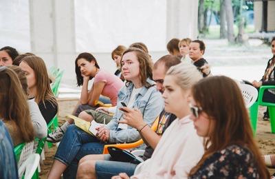 Молодым активистам из Воронежа рассказали о языке вражды
