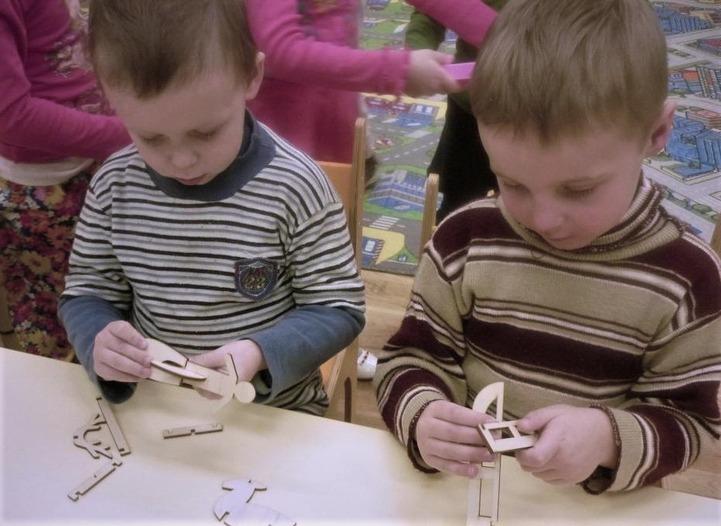 Дети в Коми смогут собрать свою первую упряжку