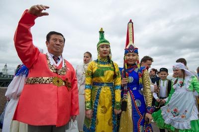В Санкт-Петербурге отгремел Бал национальностей