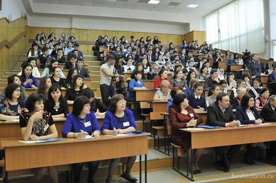 Международный диктант на башкирском языке пройдет в мае