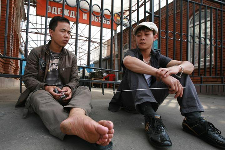 Глава ФМС: Мигранты из Средней Азии сами виноваты в негативном отношении к ним