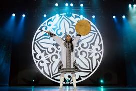 """Конкурс """"Мисс достояние нации"""" в Хабаровске"""