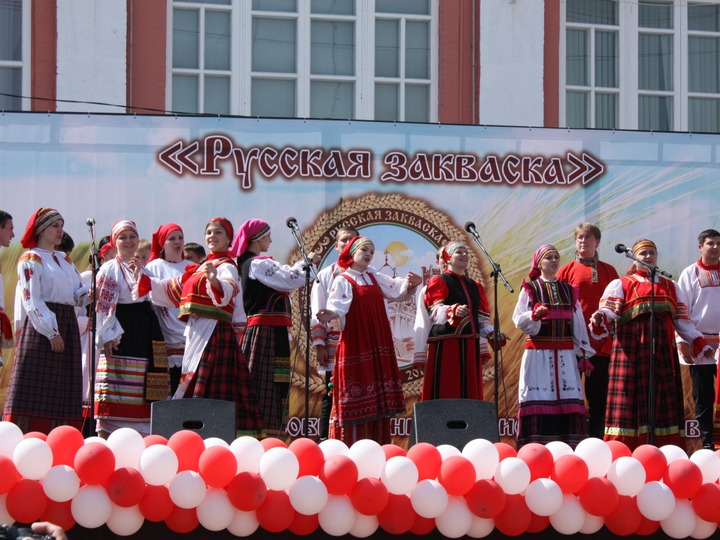 """В Ельце проведут гастрономический фестиваль """"Русская закваска"""""""