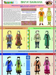 В Иркутске детям расскажут о бурятском национальном жилище