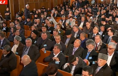 Курултай крымских татар намерен создать свою автономию в Крыму