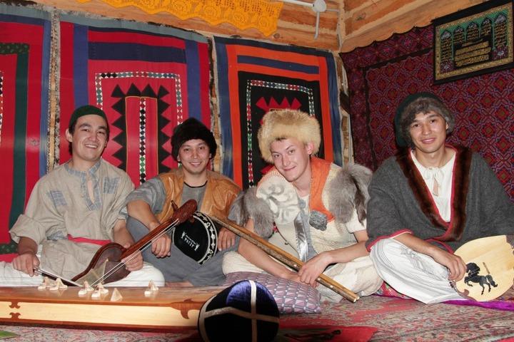 """Этногруппа """"Йатаган"""" выпустит дебютный альбом с башкирскими мелодиями"""