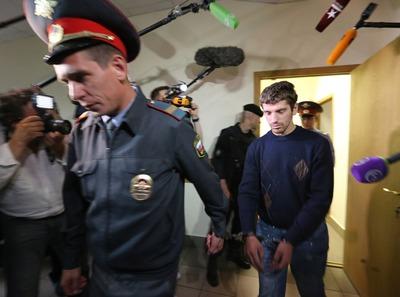 """Магомед Магомедов, задержанный на рынке """"Матвеевский"""", арестован на два месяцам"""