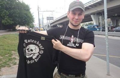 СМИ: Бежавшего из России националиста контузило на Украине