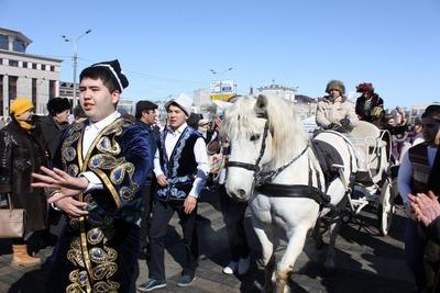 Татарский Навруз в Казани организует Дом дружбы народов