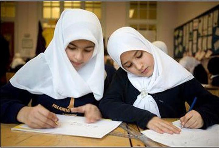 Школьницам в Дагестане разрешили ходить на занятия в платках