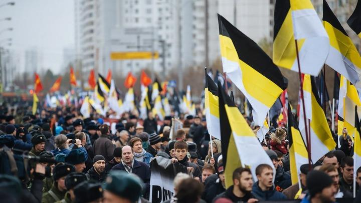 """Власти Москвы запретили проведение """"Русского марша"""" в Люблино"""