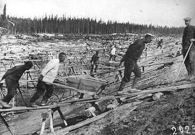 В Воркуте началась экспедиция по местам спецпоселений российских немцев